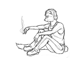 Rafe + Mirage rough animation by Simply-Jax