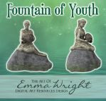 Fountain Of Youth by zememz