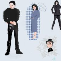~MJ Drawings~ by TheRealSexyKate
