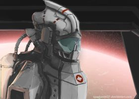 Space Medic by Spartan0627