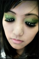 kiwifruit makeup by mizZ-AT