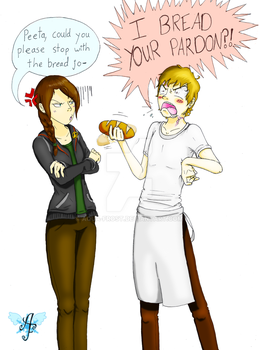 .:I bread your pardon:. HG by Aqua-Frost