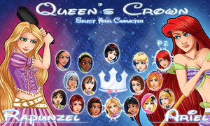 Disney's Queen's Crown by AerianR