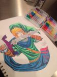 Hyrule warriors hype by Mimibert