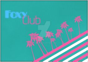 Foxy Club - Vintage edition by VoidF0x
