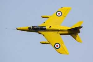 Folland Gnat T.1 by Daniel-Wales-Images