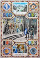 Story of Tuor, Part 4: Coming to Gondolin by neral85