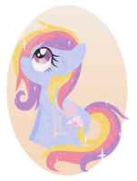 Gift - Glittering Cloud by sugarstitch