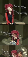 [DmmdOT3] Moments in the Woods by DJHyena12