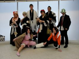 Bleach Group... by Redzs00