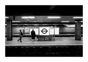 Moorgate Underground by lightdrafter