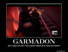 Lord Garmadon by aquaglow2