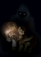 Comm: Fear the dark by pridark