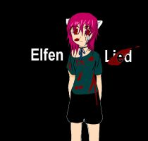 Elfen Lied pic. by Teamyx
