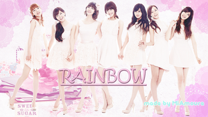 RAINBOW wallpaper by MiAmoure