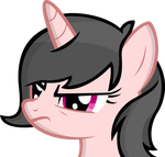 Farbric Belle - Not amused! by GlessMLP