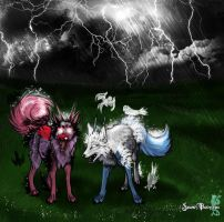White Storm by Snow-Body