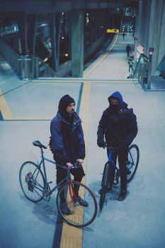 cologne fixed gear // malte and markus 02 by obi1-87