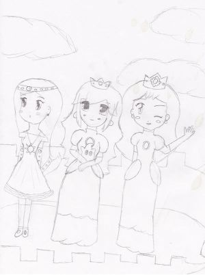 princess peach and daisy pictures. princess peach and daisy