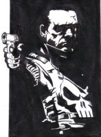 Punisher Warzone by CaptainSnikt