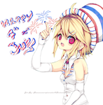 Happy 4th Of July 2010 by BiancaEmoRapinRocker