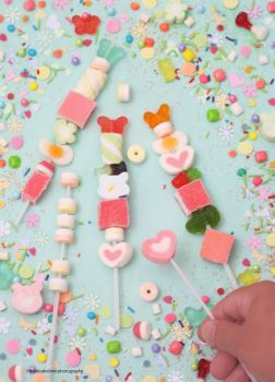 Candy Kabobs by theresahelmer