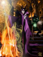 Maleficent's Dungeon by BlackWolf-Studio