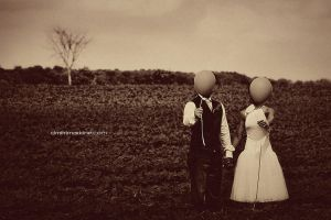 Baloon Heads by demi2004