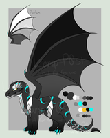 Odine Reference Sheet by Lamp-P0st