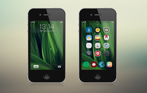iPhone Icons 1 by Sinemp