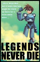 Legends Never Die by AndyKluthe