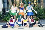 :SM: Senshi by AlouetteCosplay