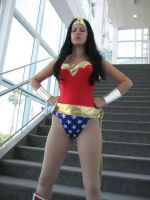 wonder woman mini photo shoot by My2Wings