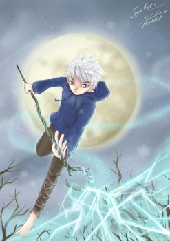 Jack Frost Night by Rondell-Z