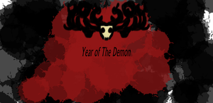Year of The Demon Official Cover Photo by MadeyeSpecsSpy