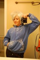 Oh Look, Another Jack Frost Cosplay! by Nyra-Spear
