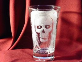 GLASS of hairy death by cocolongo
