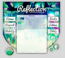 Reflection layout by o0Thomas0o