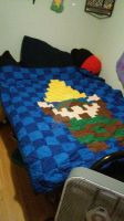 Link Quilt by Decapitated-Kittens