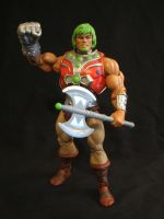 MOTUC custom Platino by masterenglish