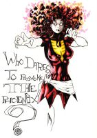 Dark Phoenix Colors GuillomCool by guillomcool