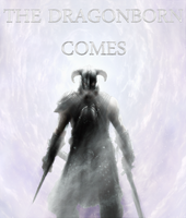 The Dragonborn Comes by promguy
