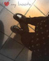 I love my Dr.Martens by Ruzuworld