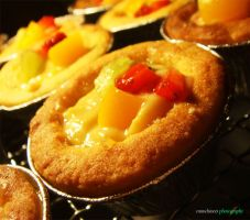 Mini Fruit Tart 2 by munchinees