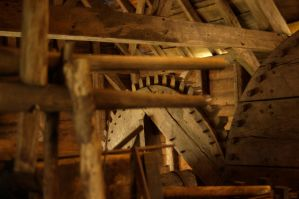 Mill Interior 2 by frisbystock