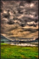 morning in scotland by austar