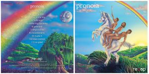 Recap - Pronoia (Final Layout with Album Graphics) by indigowarrior
