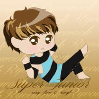 Super Junior Sexy Free Single RYEOWOOK by anime234dotcom