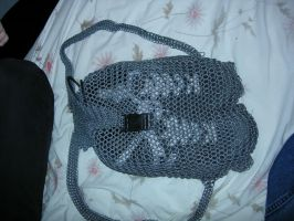 Chainmaille Backpack by Consell