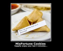 misfortune cookies by yq6